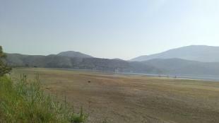 The Livadi beach