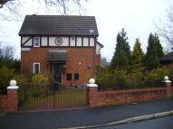 Detached home in Langland Close, Walton...
