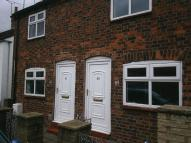 Terraced property in Elton Road, Sandbach...