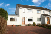 Semi-detached Villa for sale in 4 Haystack Place, Lenzie...