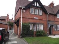 2 bed semi detached house in Wood Street...