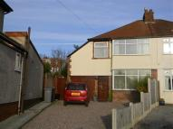 3 bedroom semi detached property in Ravenswood Road, Heswall