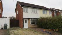 semi detached home to rent in Kingfisher Way...