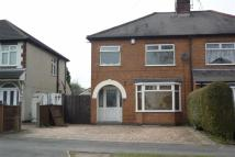 4 bed semi detached house to rent in Charnwood Drive...