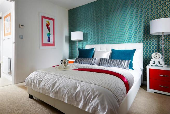 Image shows Belford show home, The Orchards, TW West Midlands