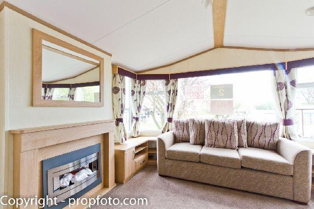 2 Bedroom Park Home For Sale In Static Caravan Holiday