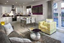 2 bed new development for sale in Leicester Forest East...