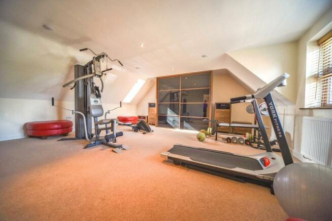Bedroom Four / Gym