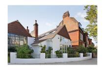 Terraced house in Glenilla Road...