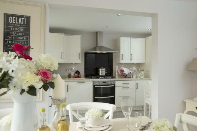 Typical Morpeth kitchen interior