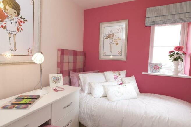 Typical Morpeth bedroom iinterior