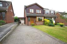 semi detached house in Mellor Brow, Heywood