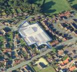 property for sale in Land at New Road, Cleobury Mortimer, Kidderminster, DY14 8AN