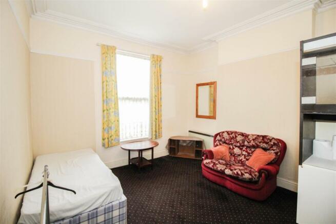 Flat 1 (Bedroom)