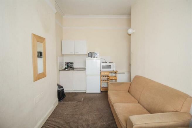 Flat 3 (Living area)