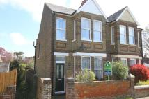 3 bed semi detached home in Grafton Road...