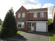 4 bedroom Detached house in Hayford Place, Derby...