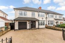 semi detached house in Lyndhurst Road...