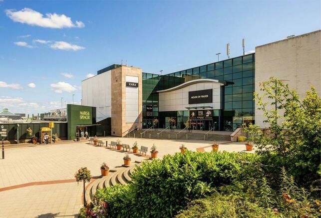 Telford shopping centre