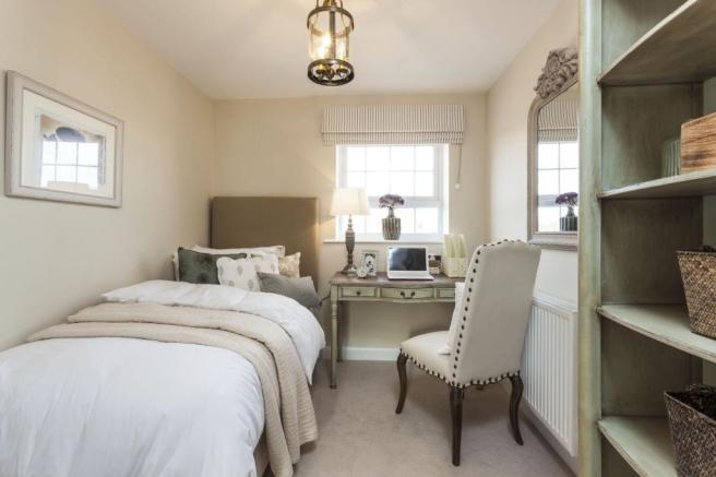 Henley bedroom