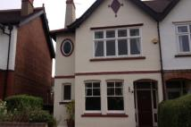 4 bed Town House in Balmoral Road, Doncaster...