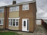 3 bedroom semi detached property in Bretby Close, Doncaster...