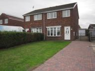 semi detached home to rent in Station Road, Rossington...