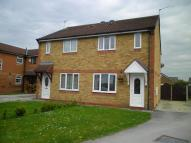 semi detached home to rent in Charles Court, Thorne...