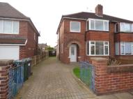 3 bedroom semi detached house in Dublin Road, Doncaster...