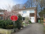 Walnut Court semi detached house to rent