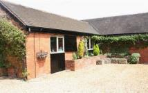 Barn Conversion in Rose Wood Farm Barn...