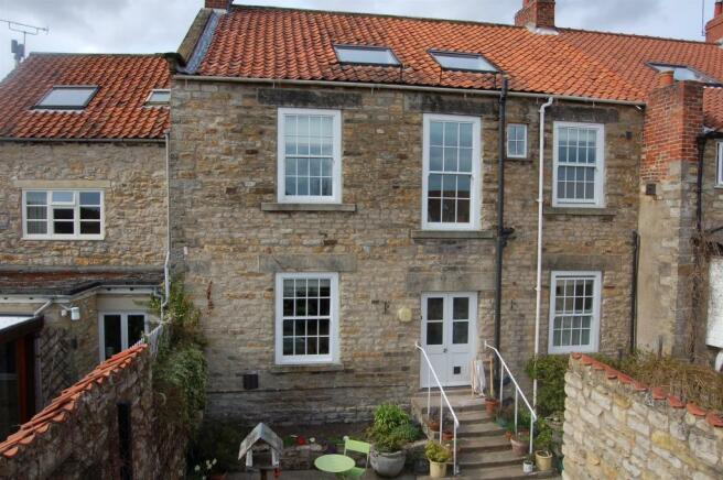 4 bedroom town house for sale in 9 west end kirkbymoorside york yo62 6ad yo62