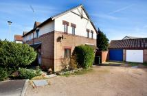 semi detached house in Marston Lane...