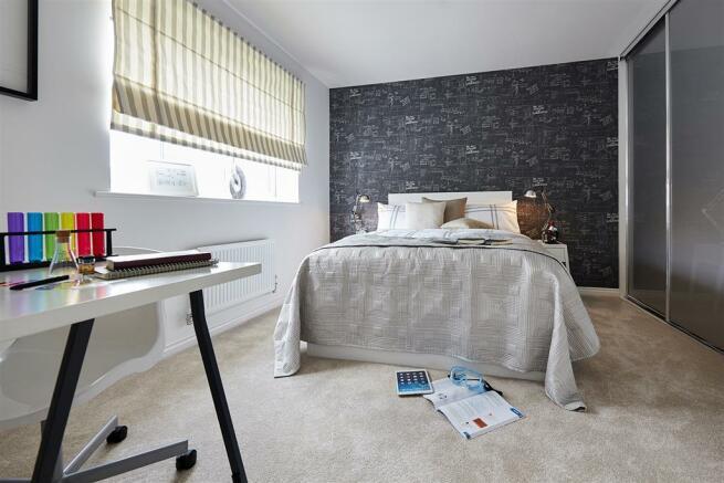 Bedroom 2 - TMP TW Bowbrook Aug 2016 2484