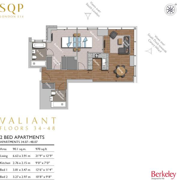 41.07 Floor Plan