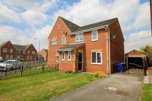 semi detached house to rent in Beamsley Way, Hull...
