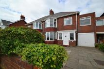 semi detached home in The Links, Whitley Bay