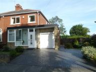 3 bed semi detached home in Melbourne Crescent...