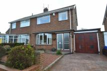 3 bed semi detached home in Astley Gardens...