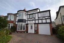 semi detached house in Evesham Avenue...