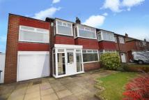 4 bed semi detached home in Solway Avenue...