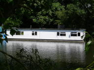 Shepperton House Boat