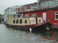 Boat House Boat for sale