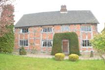 4 bedroom Detached property for sale in Lichfield Road...