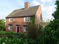 Detached house in Lichfield Road...