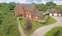 5 bed Detached property in Weaverlake Drive, Yoxall