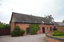 3 bed Barn Conversion for sale in Manor Road, Kings Bromley