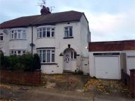 3 bed semi detached property in Brasenose Road...