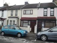 3 bed Terraced home in Milton Road, Gillingham...