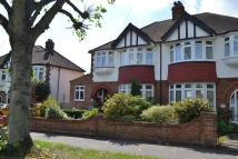 semi detached house in Berrylands, Surbiton